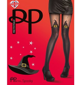 Pretty Polly Witches Hat Tights