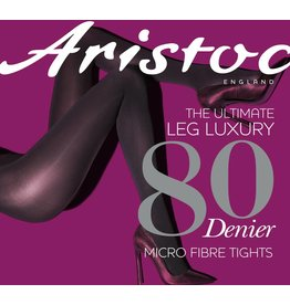 Aristoc 80D. Opaque Tights