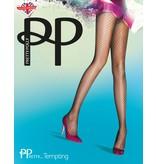 Pretty Polly Fishnet Panty in de kleuren Black en Nude