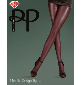 Pretty Polly Metallic Design Tights