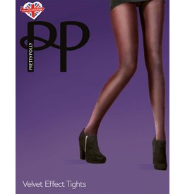 Pretty Polly Velvet Effect Tights