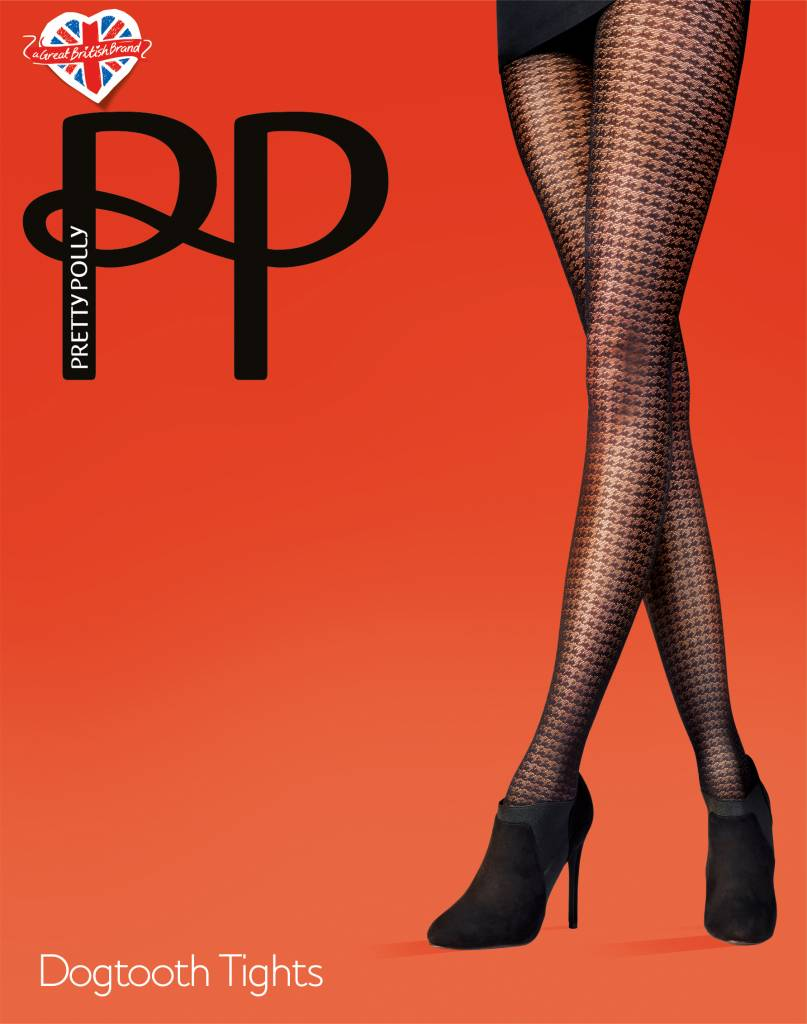 Pretty Polly Dogtooth Tights