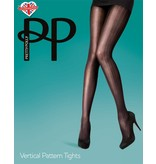 Pretty Polly Vertical Pattern Tights