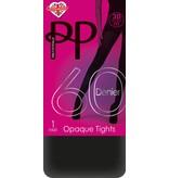 Pretty Polly 60D. 3D Opaque Tights