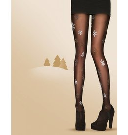 Pretty Polly Snowflakes Tights