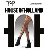 House of Holland Lace Spot Tights