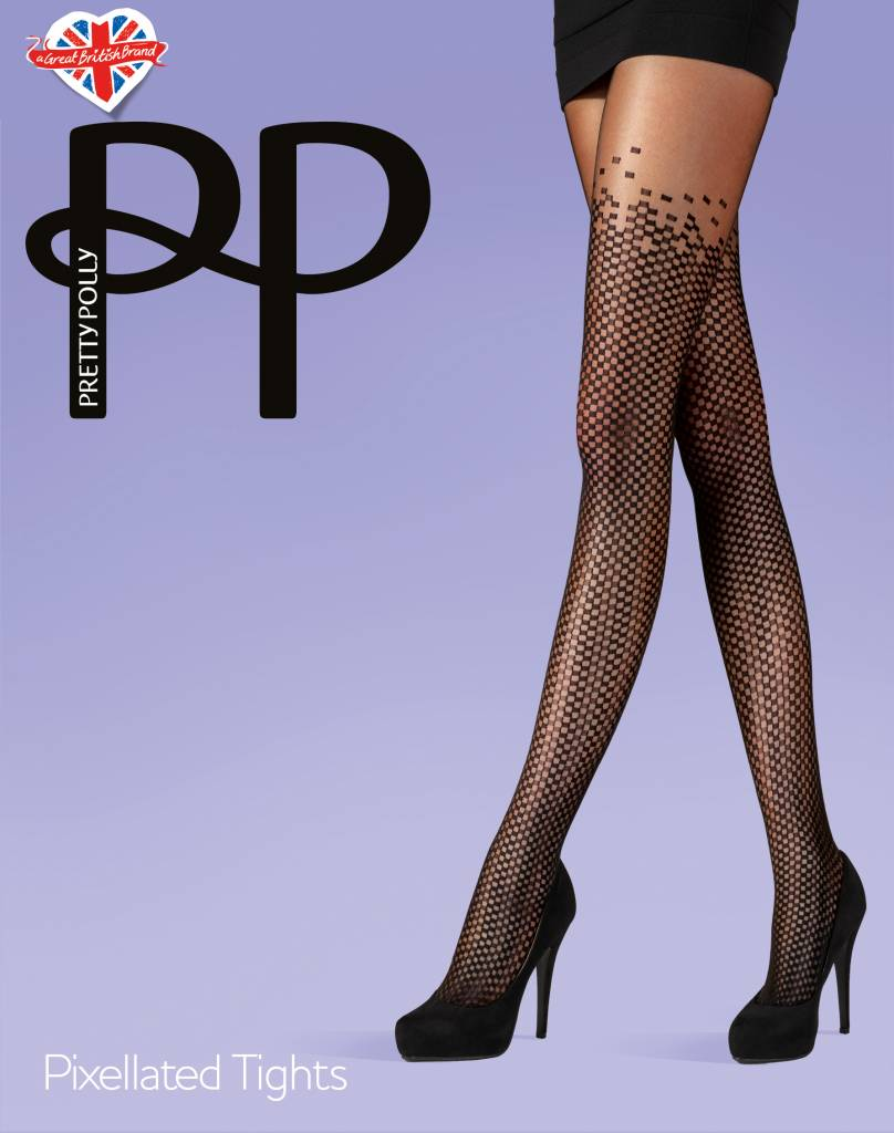 Pretty Polly Pixellated panty