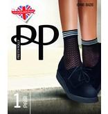 Pretty Polly Diamond Mesh Anklet Socks