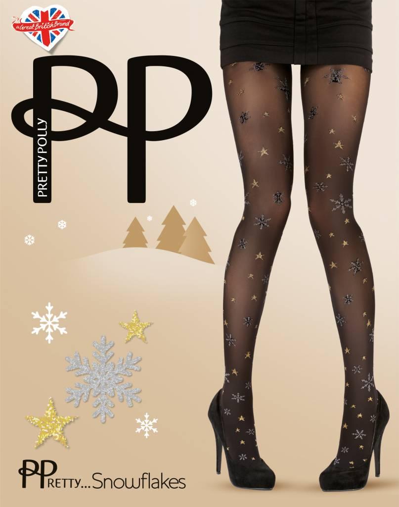 Pretty Polly Snowflake Star Tights
