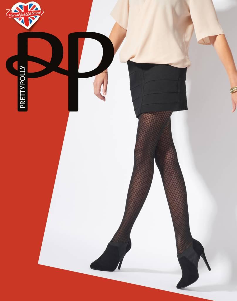 Pretty Polly Diamond Design panty