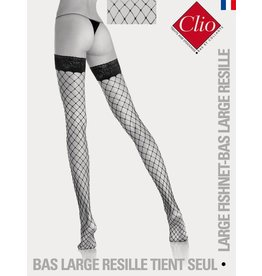 Clio Large Fishnet Stay Up's