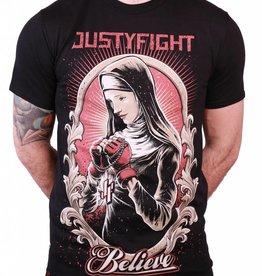Justyfight Believe T-Shirt