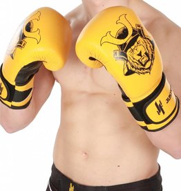 Justyfight Lion Boxhandschuh