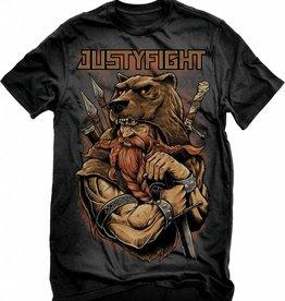 Justyfight Berserker MMA T-Shirt