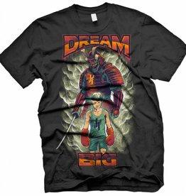 Justyfight Dream Big MMA T-Shirt