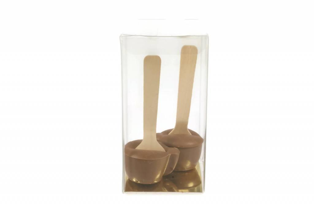 2 chococups melk
