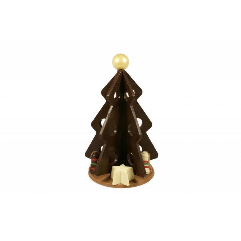 Kerstboom triangel