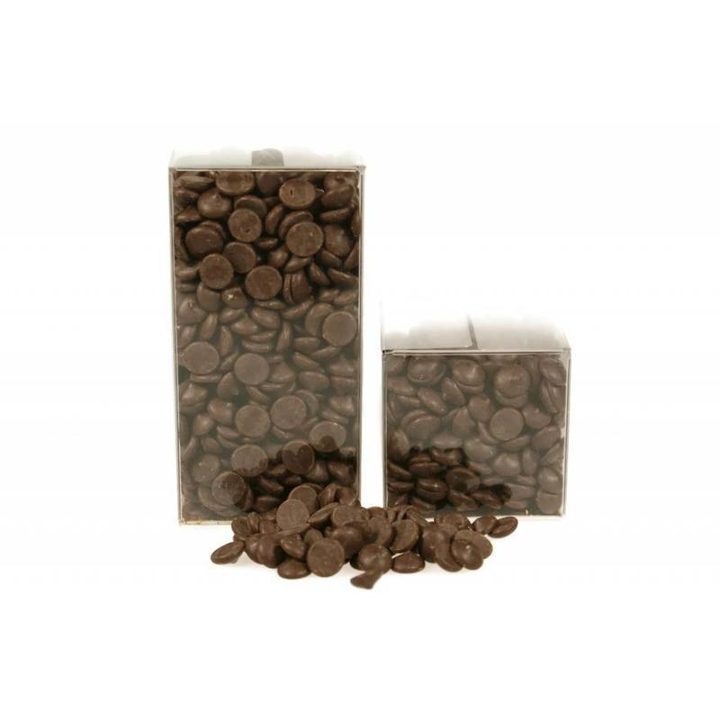 Fonteinchocolade puur