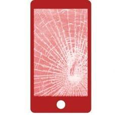 iPhone 5S scherm defect of beschadigd?