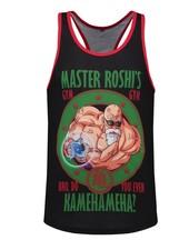 DBZ DBZ Master Roshi Tanktop size L