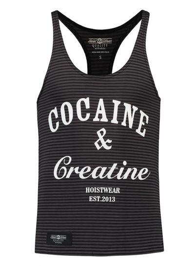 Hoistwear Cocaine&Creatine Striped Black