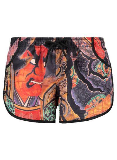 Hoistwear NG Shorts Samurai