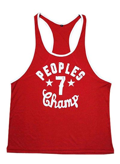 Fight Club People's Champ Red S & M
