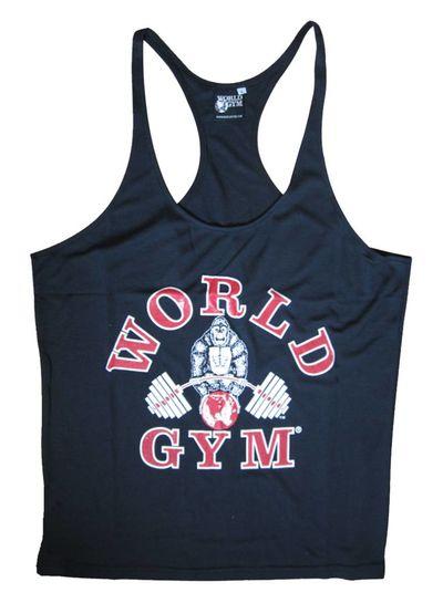 World Gym World Gym Black