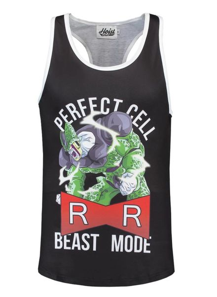 DBZ Perfect Cell Beast Mode Tanktop size S/L/XL