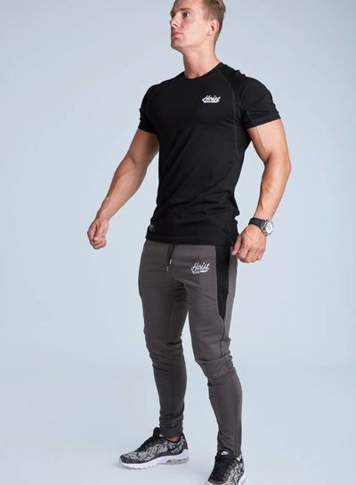 Fitted Bottoms Charcoal