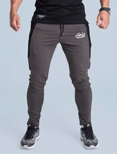Fitted Bottoms Charcoal size S