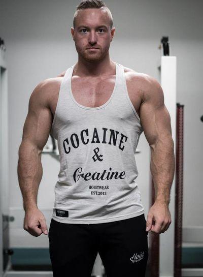 Hoistwear Cocaine&Creatine Marble Size L