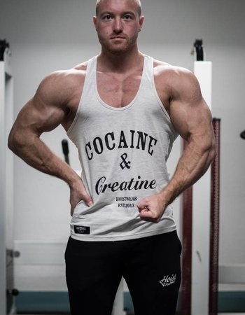 Hoistwear Cocaine&Creatine Marble