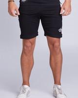 Hoist Fitted Black Shorts