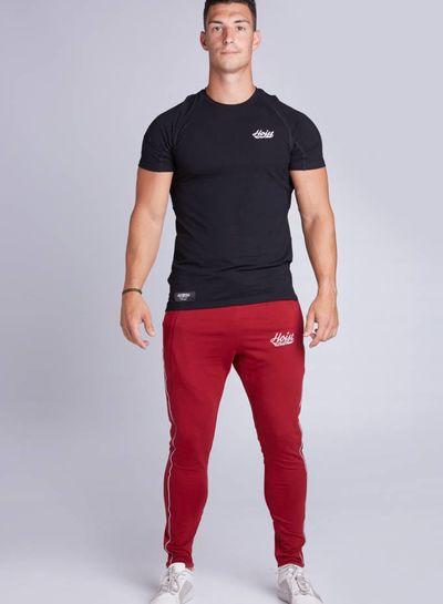 Hoistwear Fitted Bottoms Maroon size L