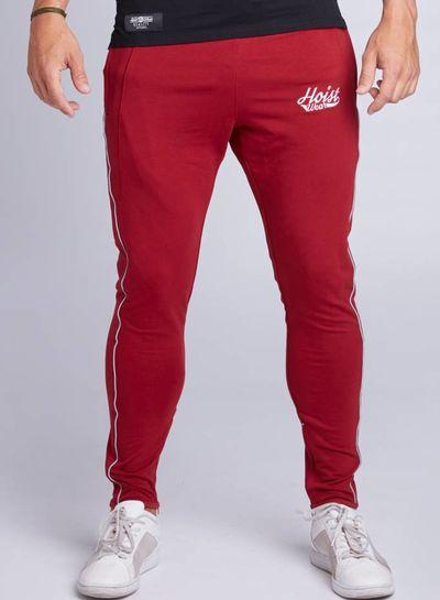 Hoistwear Fitted Bottoms maroon size XL