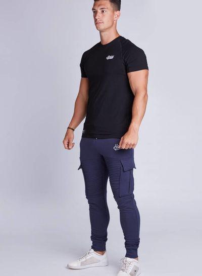 Hoistwear Premio Ribbed Jogger Black - Copy