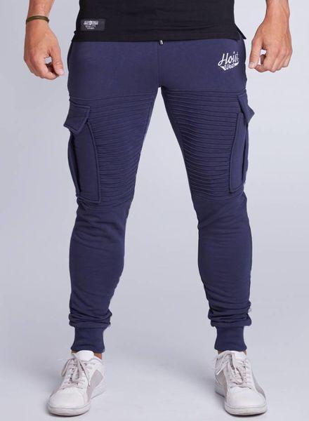 Hoistwear Premio Ribbed Jogger Navy size S