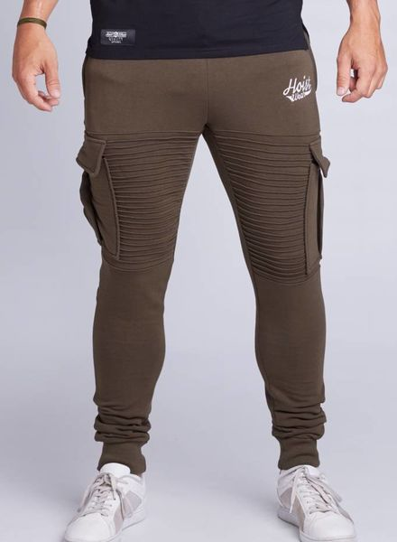 Hoistwear Premio Ribbed Jogger Black - Copy - Copy