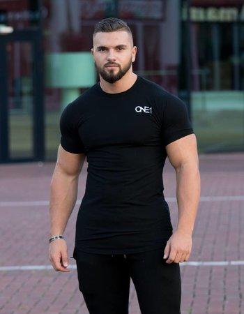 T-shirt Black Gen1