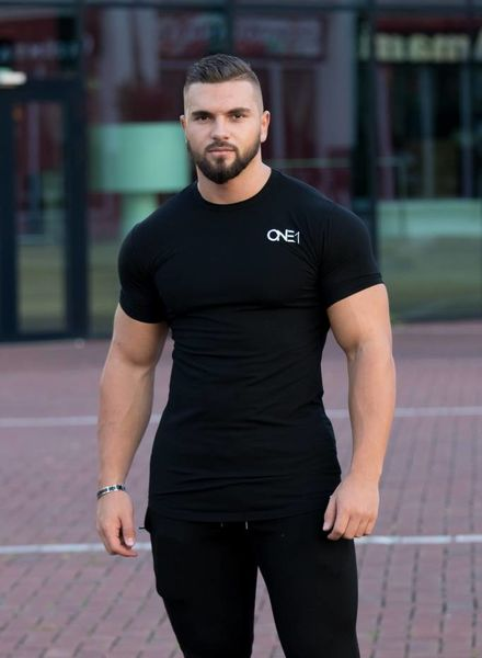 ONE1 Signature Shirt Black size S