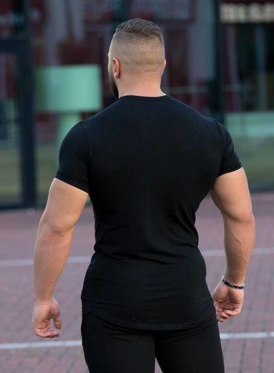ONE1 Signature Shirt Black