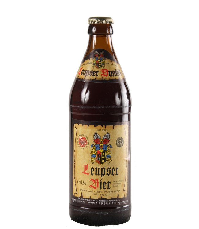 Brauerei Gradl Leupser Dunkel
