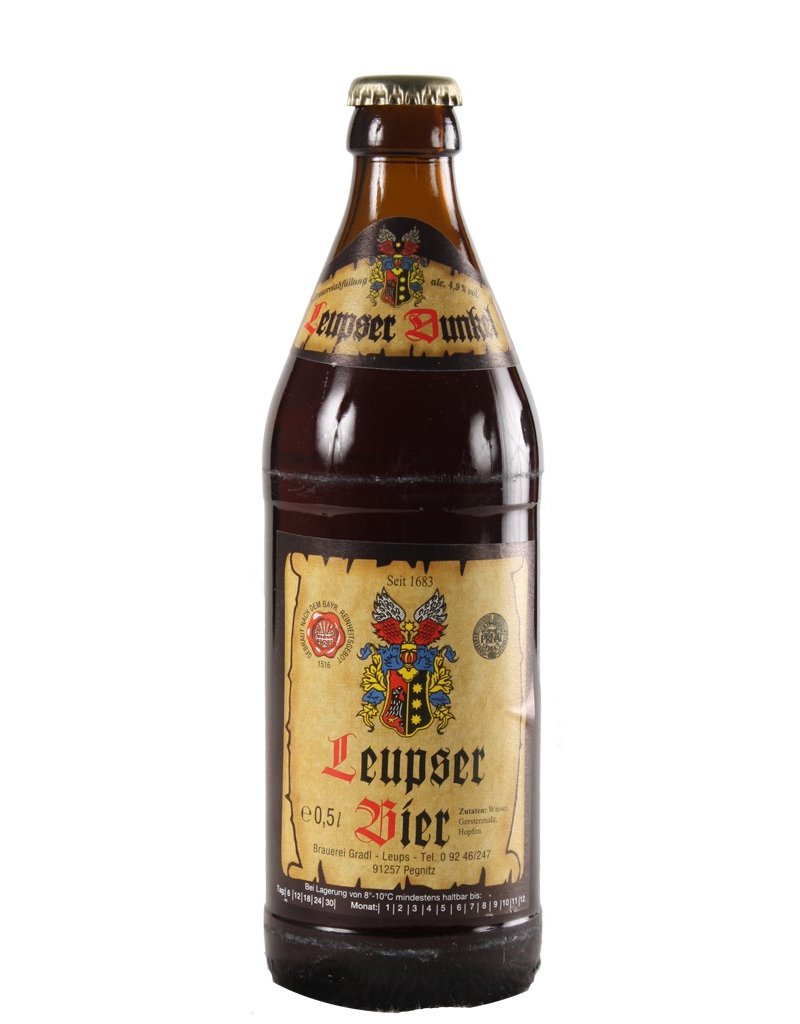 Brauerei Gradl Brauerei Gradl - Leupser Dunkel