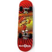 Skateboard Black Hole Boombox 61 cm/ABEC7
