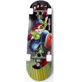 Move Skateboard Black Hole Skater Boy: 71 cm/ABEC7