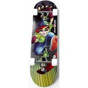 Skateboard Black Hole Skater Boy: 71 cm/ABEC7