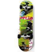 Skateboard Black Hole Eighties: 79 cm/ABEC7