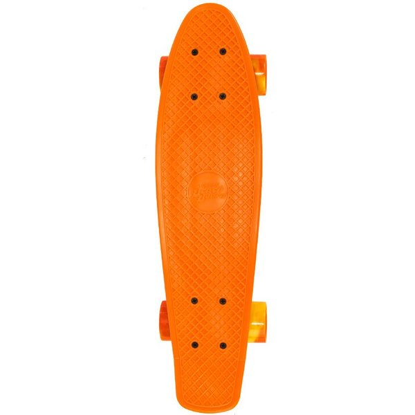 Streetsurfing Skateboard Streetsurfing single orange 57 cm/ABEC7