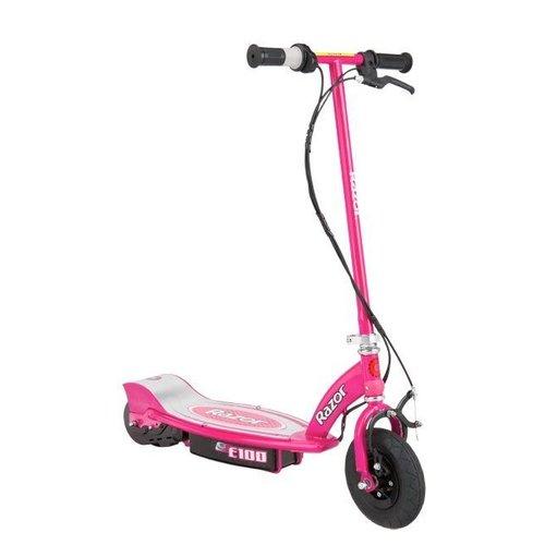 Razor Step Razor E100 elektrisch roze